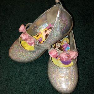Disney Princess Girls Flats size 10